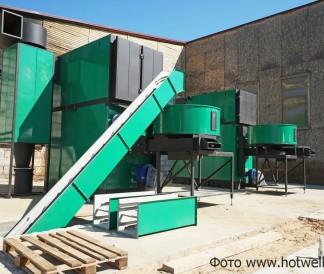 Завод домов Хотвелл