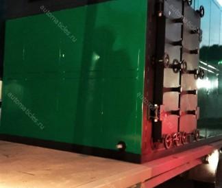 термомасляный котел 2,5 МВт