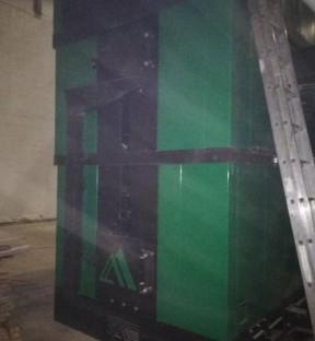Теплогенератор 2 МВт