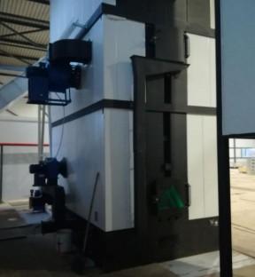Теплогенератор 3 МВт